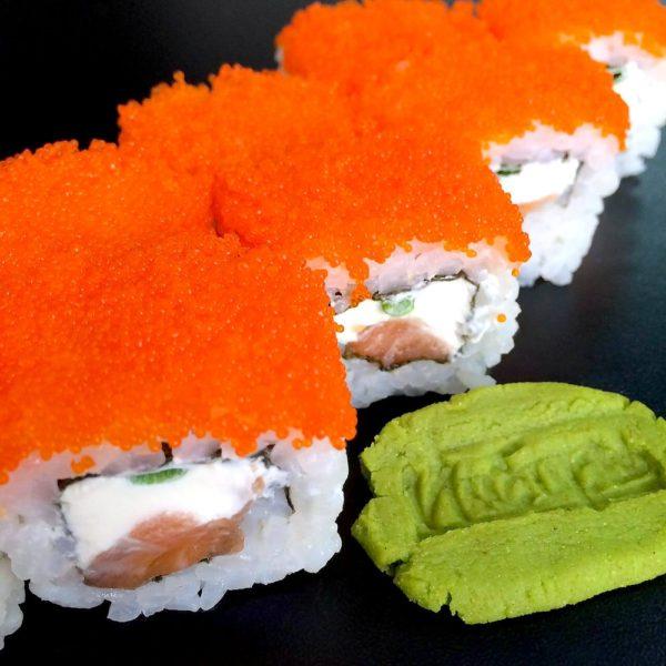 Sjake Kuro Sushi Roly Kioto Festival Sushi Belaja Cerkov