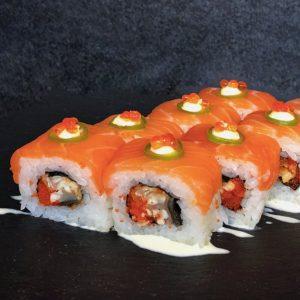Chervonij Drakon 2 Sushi Roly Kioto Festival Sushi Belaja Cerkov