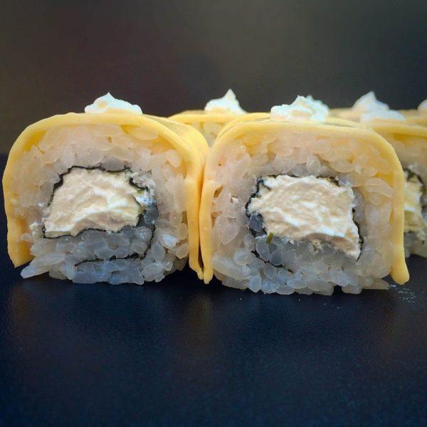 Chiz Roll Sushi Roly Kioto Festival Sushi Belaja Cerkov