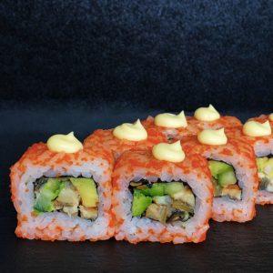 Kalifornija Vugor 2 Sushi Roly Kioto Festival Sushi Belaja Cerkov