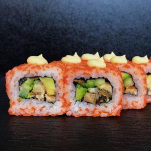 Kalifornija Vugor Sushi Roly Kioto Festival Sushi Belaja Cerkov