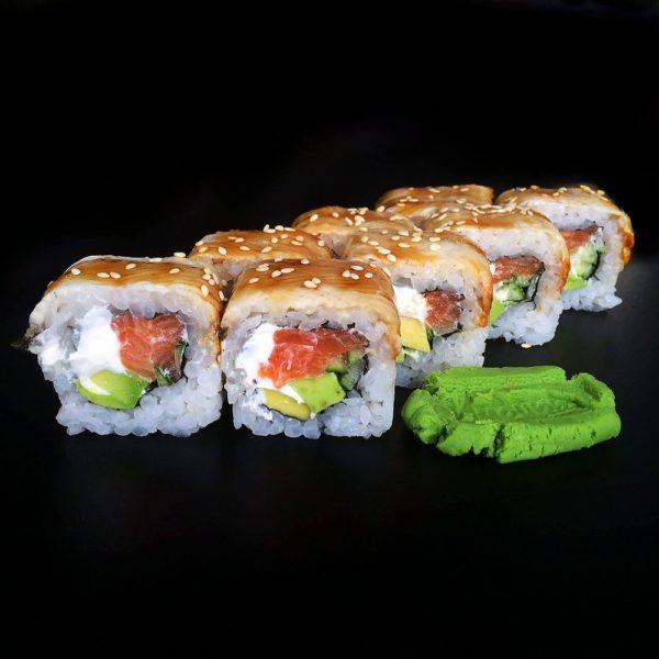 Kanada Sushi Roly Kioto Festival Sushi Belaja Cerkov