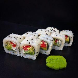 Legkij Rol 3 Sushi Roly Kioto Festival Sushi Belaja Cerkov