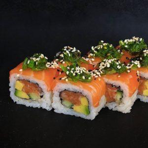 Podvijne Sjake Spajsi Sushi Roly Kioto Festival Sushi Belaja Cerkov