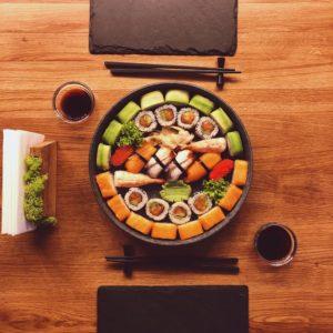 Tokio Sushi Maki Kioto Festival Sushi Belaja Cerkov