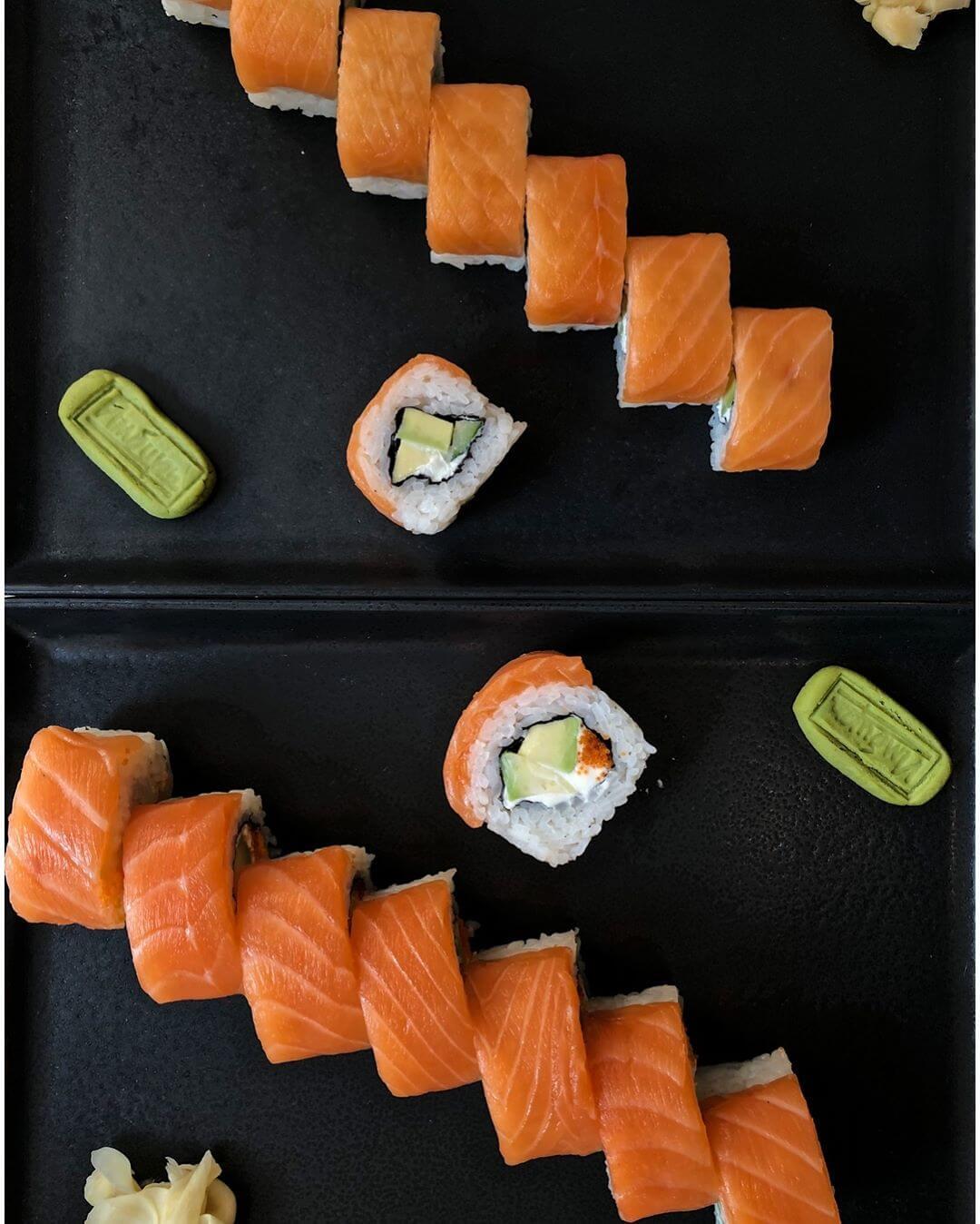 Заказать суши
